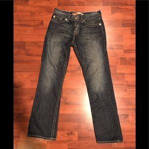 Gently Worn BigStar Jeans.